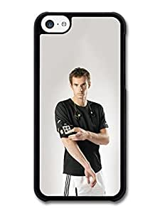 diy phone caseAMAF ? Accessories Andy Murray Serious Black Scottish Tennis Player case for iphone 5/5sdiy phone case
