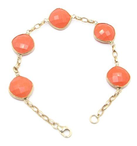 Sophia Fine Jewelry Coral Round 7