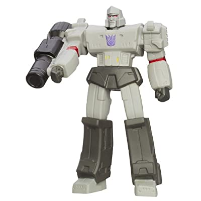 Transformers Prime Titan Warrior Megatron Figure - 6 Inch