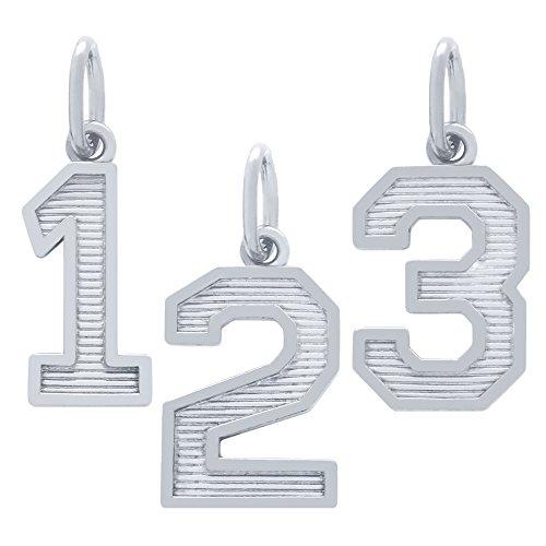 number 9 pendant - 5