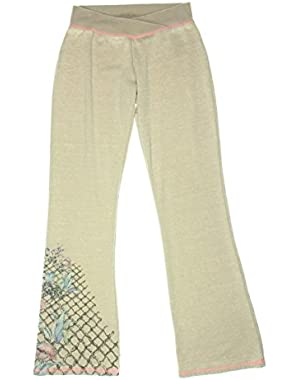 Guess Women's Printed Sweat Pants