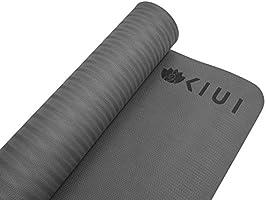 Kiui PRO - Tapete para Yoga de 6 mm de Grosor, Agarre de Alto Rendimiento, TPE, Ecológico, Alta Tensión, Ultra...