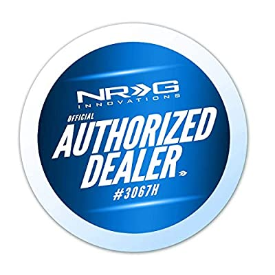 NRG SRK-175H Steering Wheel Short Hub Adapater For Ford Mustang, Focus, Mazda Speed 3: Automotive