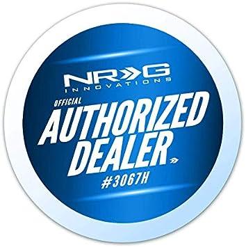 NRG Innovations HD-200CF Carbon Fiber Hood Damper Kit