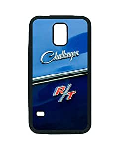 1970 Dodge Challenger Rt Convertible Emblem ~ Case For iphone 6 4.7 Cover Black PC Hard ~ Silicone Patterned Protective Skin PC for Case For iphone 6 4.7 Cover - Haxlly Designs