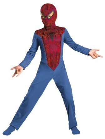 The Amazing Spiderman Kids Costume - Medium