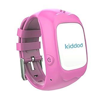 Kiddoo Montre Connectée pour Enfants Rose