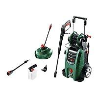 Bosch 06008A7400 Hidrolimpiadora, 2100 W, 240 V, Negro, Verde, Rojo
