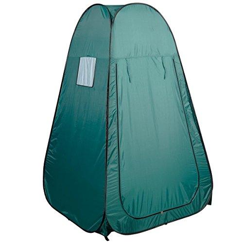 Generic O-8-O-0885-O m Green Tent Camping mping R Toilet Changing ing Ten Portable Pop UP Toilet Room Green shing B Fishing Bathing NV_1008000885-TYQFUS32 by Generic (Image #2)