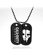 Call Of Duty Ghost Necklace