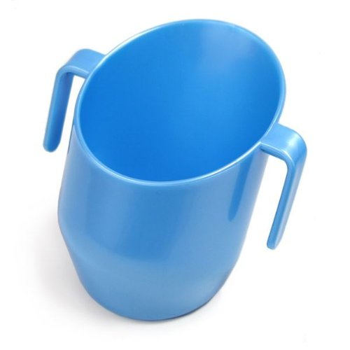 Doidy Cup Azure Blue Pearl