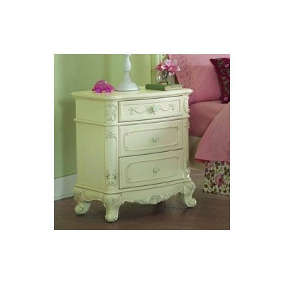 1386 Series 3 Drawer Nightstand - Series 1386