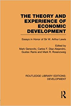Book The Theory and Experience of Economic Development (Routledge Library Editions: Development)