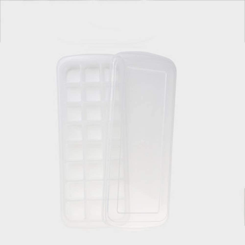 YAJING Popsicle Mould Food Grade Silicone Homemade Ice Cube Ice Cream Mold Non-Toxic, Odorless, Safe, Easy to Clean and Reusable. Best Choice for Parties and Daily Use Ice Rod Mold