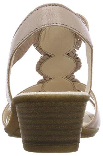 Caviglia Multicolore Cinturino Con Donna Alla Casual Gabor Sandali rose engl tq0xpwnX