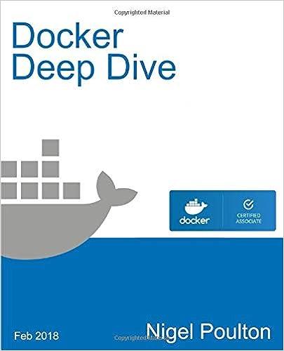 Docker Deep Dive
