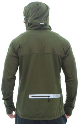 b3ed7d12116a Amazon.com   Nike Men s Element Shield Max - X-Large - Dark  Loden Reflective Silver   Jackets   Sports   Outdoors