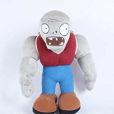 TavasDecor Plants vs Zombies 2 PVZ Figures Plush Toys Baby Staff Toy Stuffed Soft Doll: Toys & Games