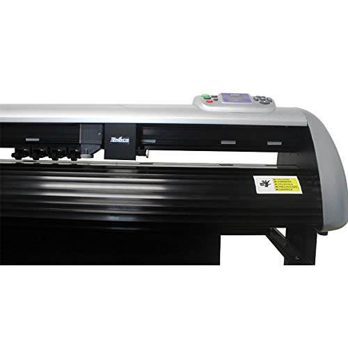 24'' Multi-Mark with Professional Sensor Head Vinyl Cutter (Without Stand+Hop-Pocket)