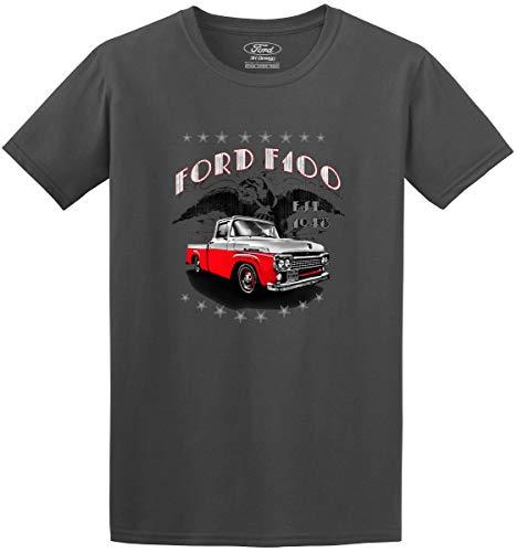 Mens Ford Truck Series T-Shirts (X-Large, F-100 Truck)