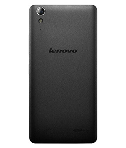 newest 7d6df ea26b Kefstore Battery Back Door Cover Panel for Lenovo A6000 / A6000 Plus [Black]