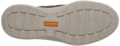 Jomos Sprint - zapato oxford de cuero hombre gris - Grau (stone/grigio)