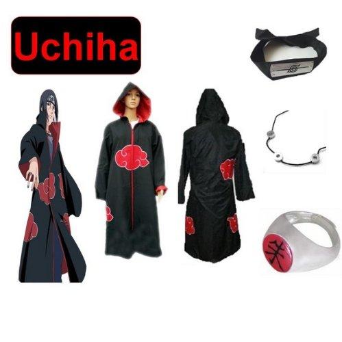 Sunkee cosplay Naruto Akatsuki Ninja cosplay disfraz para ...