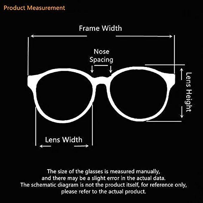 Rotonda In - Coreano Our Lens Stile Sole Da Frame Montatura Blue Standard Occhiali Leopard Peaches-sunglasses