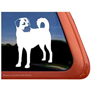 Anatolian Shepherd Dog Vinyl Window Auto Decal Sticker 21
