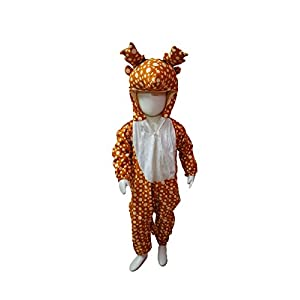 Fancydresswale Giraffe Fancy Dress (2.5 -4 Years)