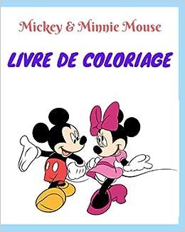 Amazon Livre De Coloriage Mickey Minnie Mouse Activites Educatives Coloriage Enfants Coloring Books Mickey Minnie Mouse Mr Rm Education