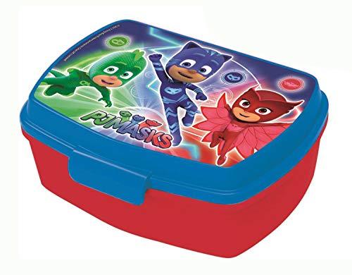 POS 29289-Lunchbox Promo PJ Masks, Approx. 17x 13.5x 5.5cm