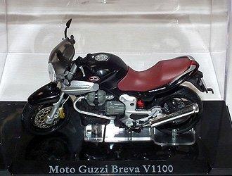 Moto Guzzi Breva V1100 Diecast Model Motorcycle
