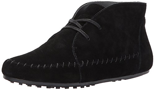 Shoes Ladies Aerosoles (Aerosoles Women's Driving Range Ankle Boot, Black Suede, 9 M US)