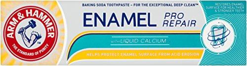 Arm & Hammer Pro Enamel Baking Soda Toothpaste Whitening 75Ml- Pack Of 3