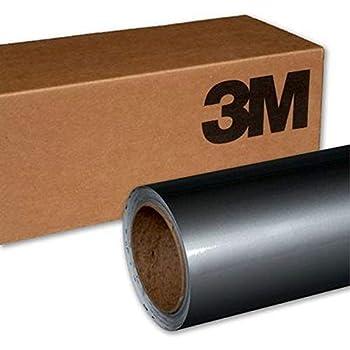 3M 1080 G251 GLOSS STERLING SILVER 3in x 5in (SAMPLE SIZE) Car Wrap Vinyl Film