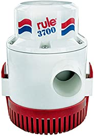 Rule 3700 Heavy Duty Marine Bilge Pump