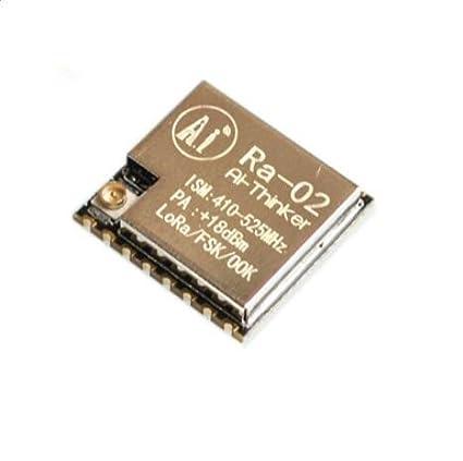 Amazon com: 1pcs lot Ra-02 Lora Spread Spectrum Wireless