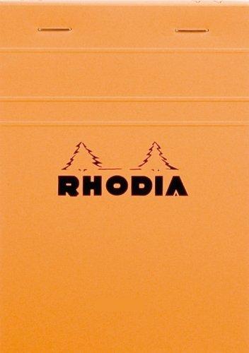 Pack of 5 Rhodia Top Staplebound No. 13 Graph Notepad (4 X 6)