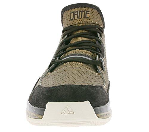 pallacanestro D68944 lillard Marrone scarpe scarpe ginnastica D68944 D FEDERICO da tennis adidas MARRONE BHM FXwq6ZRY