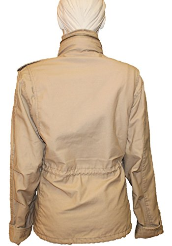 Alpha Industries INC. M65 VF 59 LW WMN Damen Woman Jacke Winter Outdoor Khaki