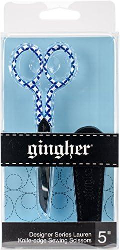 Gingher Designer Lauren Sewing Scissors