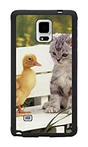 Cat / Kitten - Case for Samsung Galaxy Note 4