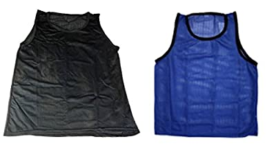 BlueDot Trading Adult Scrimmage Training Vests, Multiple Colors and Quantities