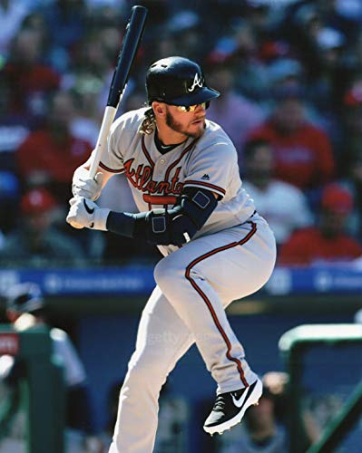 JOSH DONALDSON ATLANTA BRAVES 8X10 SPORTS ACTION PHOTO (PP)