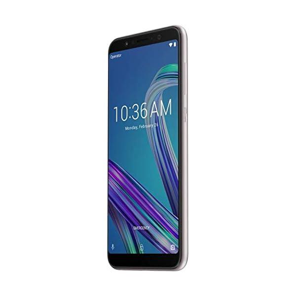 Asus Zenfone Max Pro M1 (Grey, 4GB RAM, 64GB Storage)