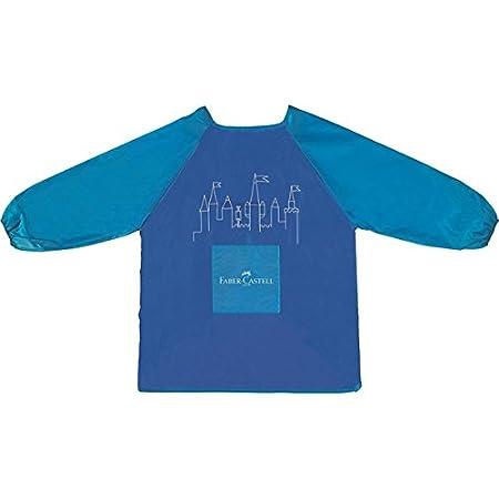 Faber-Castell Malschürze für Kinder 6-10 Jahre (Blau) 201237