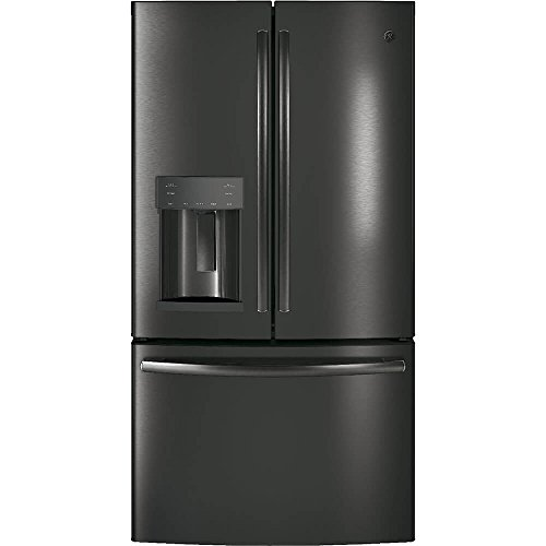 GE GFE28GBLTS 36 French Door Refrigerator with 27.8 cu. ft.