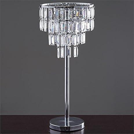 Efavormart 22 tall versatile hanging tabletop acrylic diamond chandelier wedding centerpiece