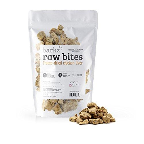 Barkz Raw Bites Freeze-Dried Treats